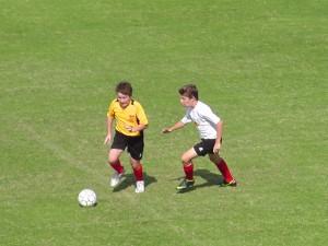 Rory Stenhouse and Mitch Langan.
