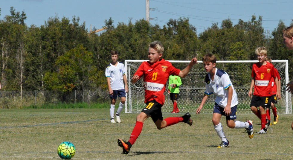 2018 Sunshine Coast FC NPL Trials