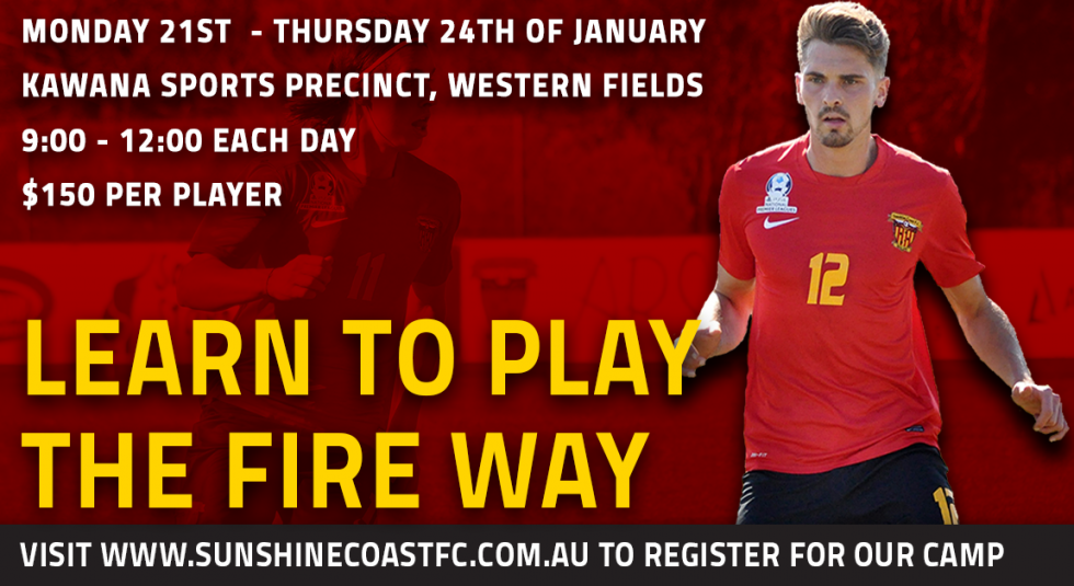 Learn To Play The Fire Way This January 2019!
